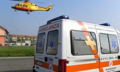 Grave incidente 49enne in prognosi riservata