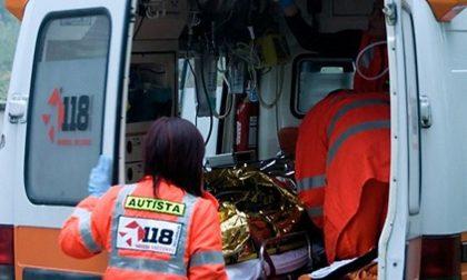Cinque persone coinvolte in un incidente a Segrate SIRENE DI NOTTE