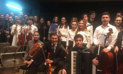 Nasce una orchestra di ragazzi a Cernusco