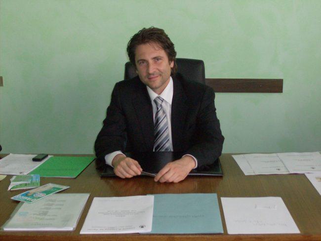 L'assessore Claudio D'Amico