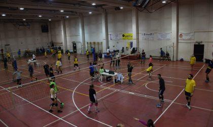 Notturna di volley a Vignate che successo