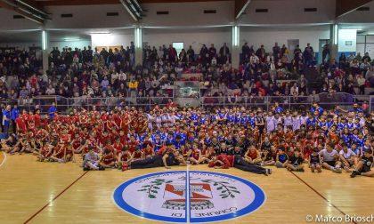 Olimpia Milano a Pessano con la Carosello Carugate FOTO