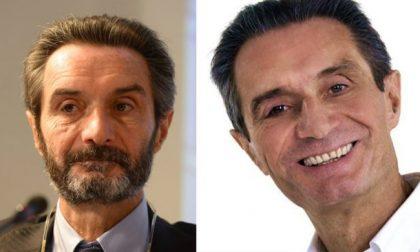 Fontana, ok di Berlusconi dopo il taglio di barba e baffi