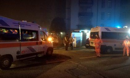 Fuga di gas Quattro bambini in ospedale FOTO