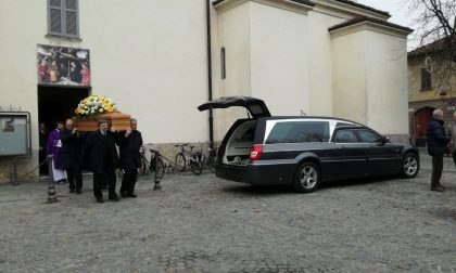 Volontari in lutto per la scomparsa di Lidia