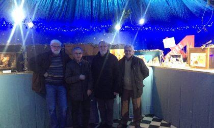 Amici del presepe di Cernusco da 30 anni a Santa Maria: la storia