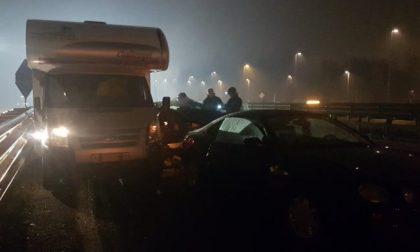 Tremendo incidente Ferite 11 persone e distrutti 6 veicoli. FOTO E VIDEO