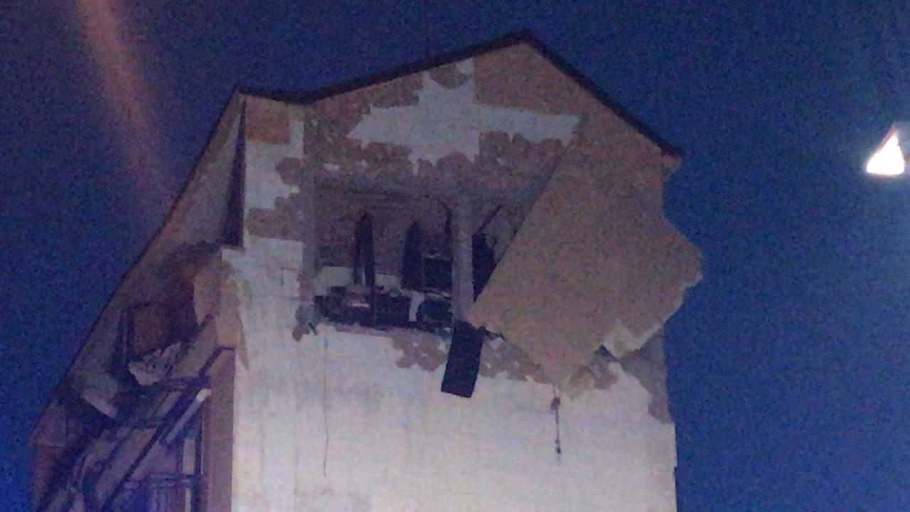 Fuga di gas, esplode palazzo a Sesto: sei feriti