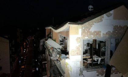 Fuga di gas, esplode palazzo a Sesto: sei feriti IMMAGINI