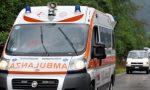 Carugate: grave incidente lungo la Provinciale, sessantenne in rianimazione