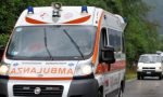 Incidente sulla Sp180, otto persone coinvolte, anche tre bimbi