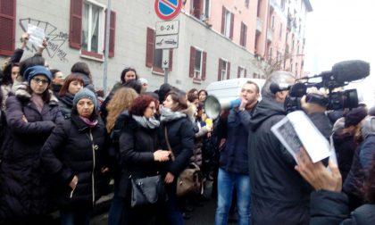 Sciopero scuola Insegnanti in manifestazione FOTO