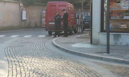 Rapina a mano armata in strada