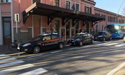 Ubriaco al volante fermato dai carabinieri