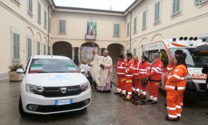 Croce dell'Adda Cassano doni per l'Epifania FOTO