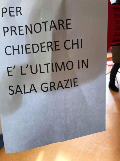 cup disservizi bagni guasti Sesto San Giovanni