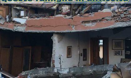 Esplosione palazzo: Comune apre conto corrente per aiutare gli sfollati
