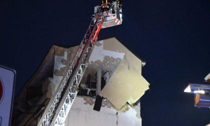 Palazzo esploso e malore in chiesa OGGI IN PILLOLE