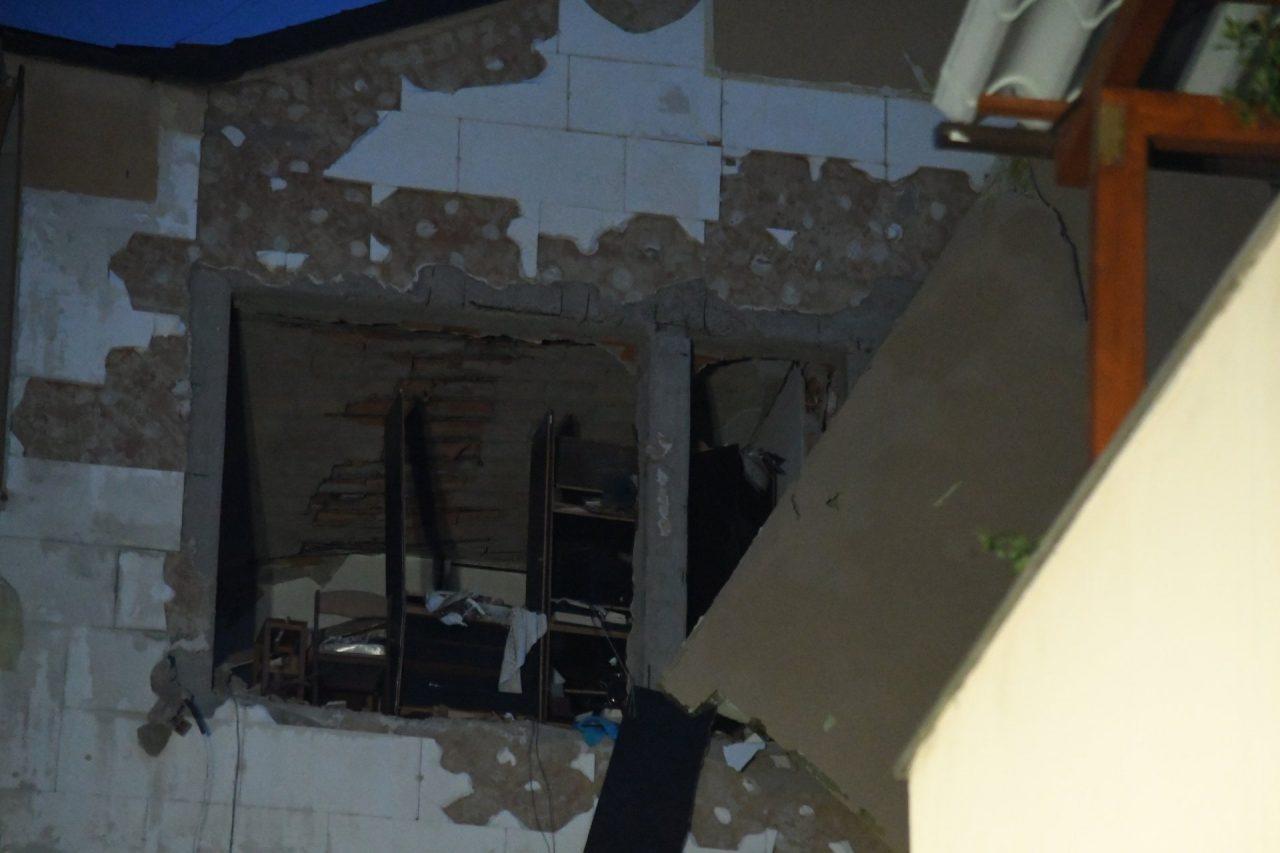 Esplosione Sesto san Giovanni per una fuga di gas in via Villoresi