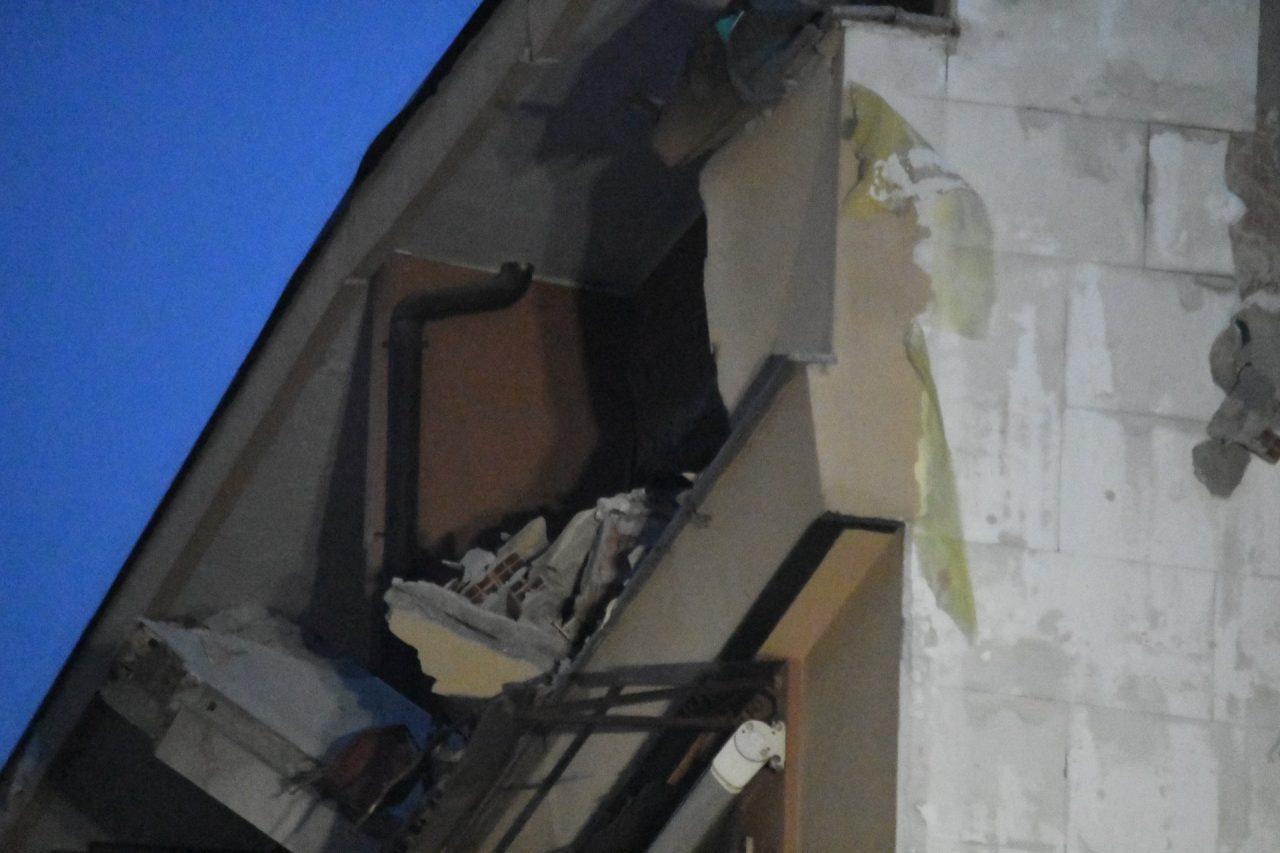 Esplosione Sesto San Giovanni via Villoresi una fuga di gas devasta un palazzo