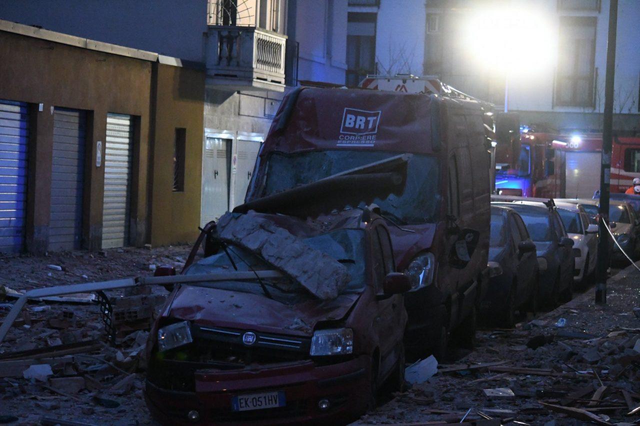 Sembra un terremoto quanto avvenuto in via Villoresi questa mattina alle 5 a causa di una fuga di gas.
