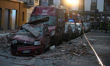 Esplosione a Sesto notte di paura per una fuga di gas IL VIDEO