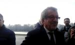 """Roberto Maroni a Monza: """"Su Fontana non rispondo"""" VIDEO"""