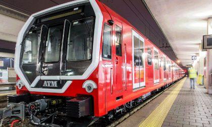 Metro rossa ferma mercoledì pomeriggio per un guasto