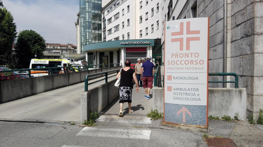 Pazienti si picchiano al pronto soccorso arriva la for Ospedale sesto san giovanni