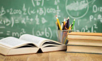 Bambini delle elementari a lezione di arabo a Cernusco sul Naviglio