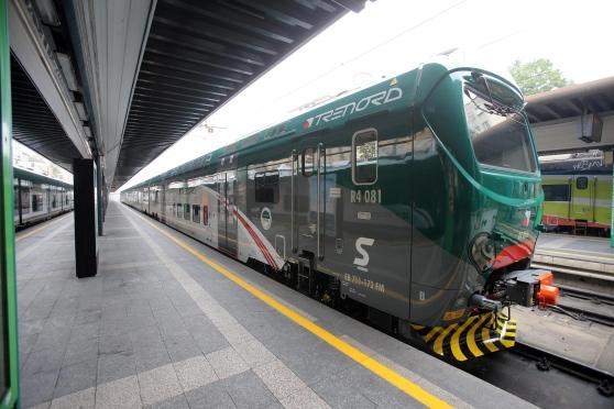 Dal primo settembre in Lombardia viaggiare in treno costerà di più