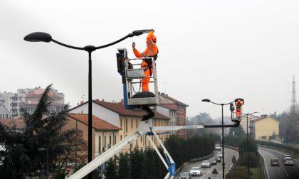 Luci a Led sulle strade di Segrate: più efficienza e minori consumi