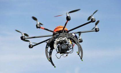 """Un drone ha scoperto due """"zone rosse"""" di amianto"""