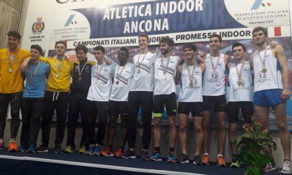 Pro Sesto atletica fa incetta di medaglie ai campionati italiani