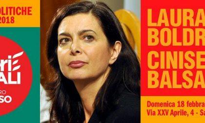 I big della politica a Cinisello, dopo Salvini e Gori arriva la Boldrini