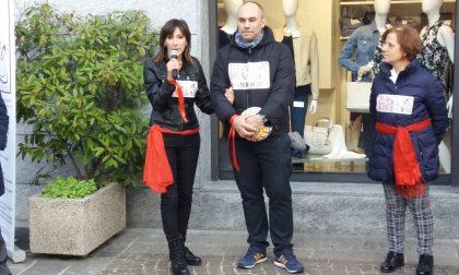 """Flash mob contro la violenza sulle donne: """"è stato l'ultimo"""""""