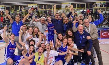 Coppa Italia A2 un pioltellese alza il trofeo con Crema
