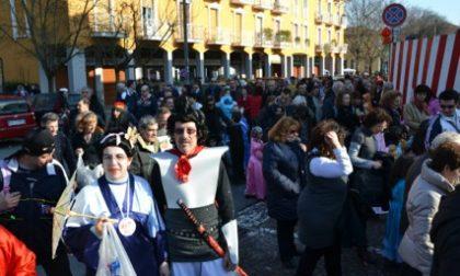 Carnevale anticipato a Bussero domenica pomeriggio