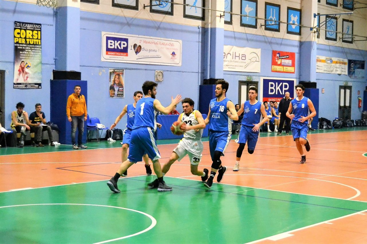 basket promozione pioltello san giuliano