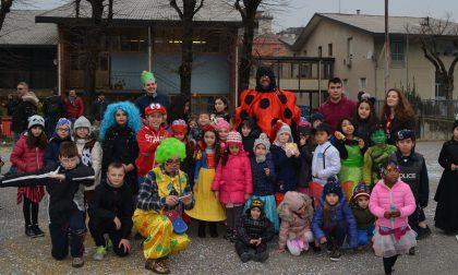 Carnevale a Pioltello maschere e carri per le vie del paese FOTO