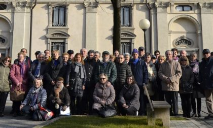 L'Associazione culturale Leonardo di Vaprio visita due bellezze architettoniche lombarde