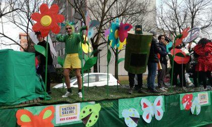 Carnevale a Bussero con l'oratorio FOTO