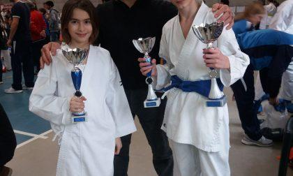 Kb Cambiago sugli scudi nella seconda tappa del Provinciale di karate FOTO