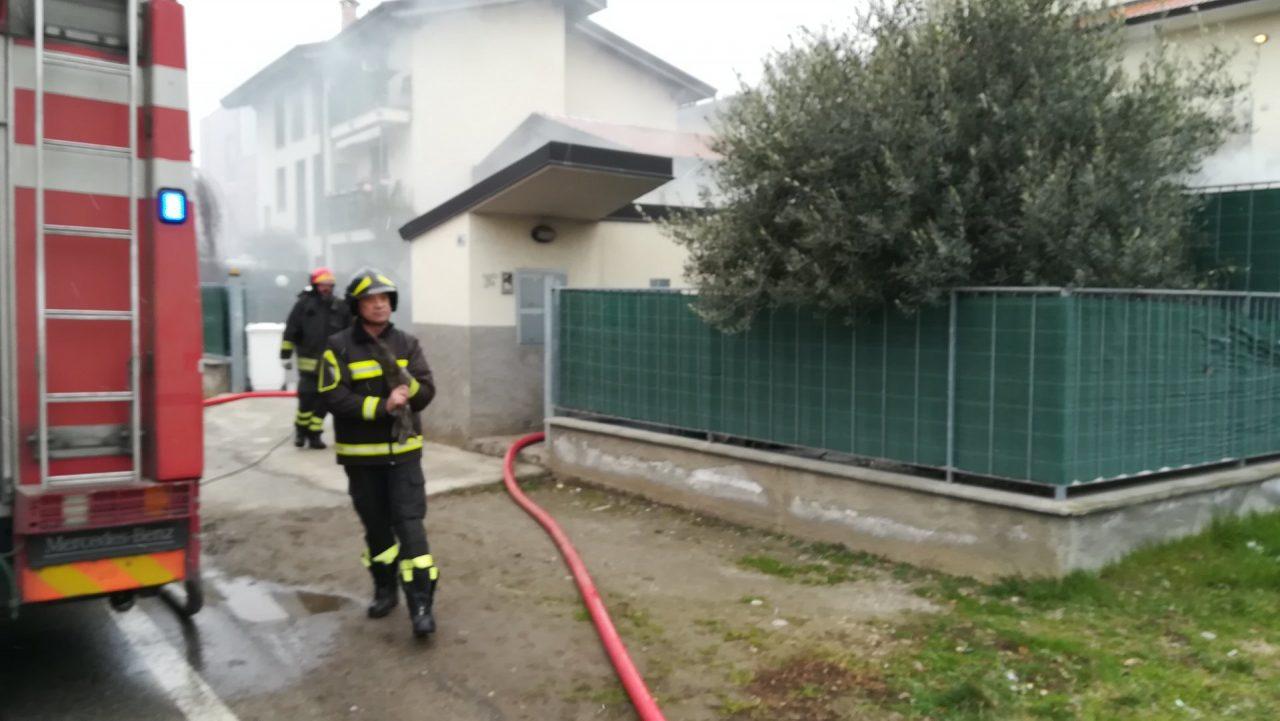 incendio alla cascina Valera
