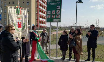 Giardini intitolati all'ideologo della Lega Gianfranco Miglio