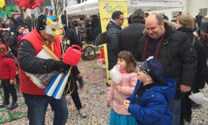 Carnevale a Cernusco festa scatenata FOTO