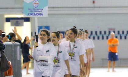 Memorial Aurora Etter Cremona ricorda la sincronette di Segrate