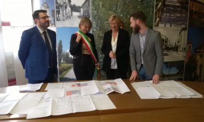 Il ministro Pinotti in visita a Pioltello  VIDEO