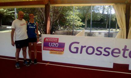 Ilaria Verderio bronzo agli Italiani di atletica nei 400 metri indoor