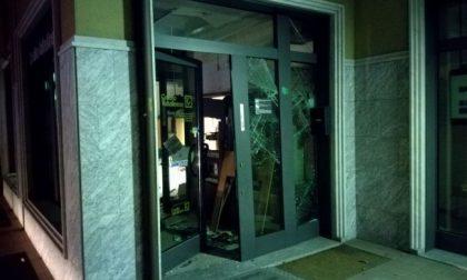 Bancomat esploso, è l'ennesimo assalto in Brianza VIDEO